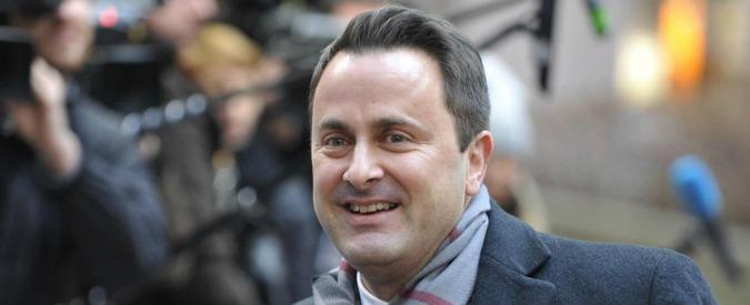 Nozze gay, primo caso tra leader Ue: premier Lussemburgo sposa il compagno