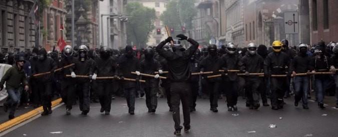 Black bloc: il disagio della civiltà
