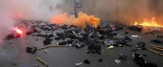 Scontri Expo, la strategia dei black bloc: blitz ripetuti per devastare le città