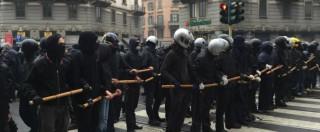"""No Expo Milano, gli arrestati: """"Non siamo black bloc"""". Il gip convalida: """"Restino in carcere"""""""