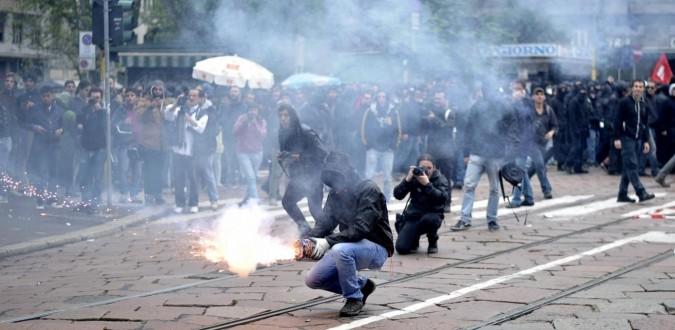 Corteo No Expo, troppa visceralità nelle reazioni ai black bloc di Milano?