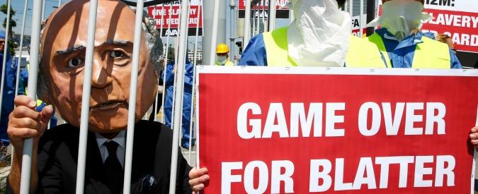 Fifa, il vero problema di Blatter sono gli sponsor che minacciano di lasciarlo