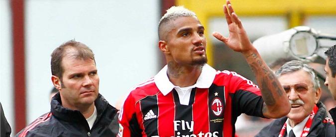 """Pro Patria-Milan, """"ululati contro Boateng non furono razzismo"""". Assolti in sei"""
