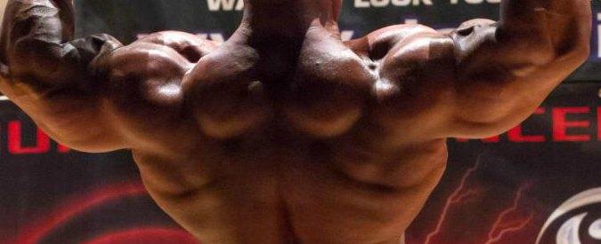 """Omar Ciaburri, in manette la star del bodybuilding: """"Ha abusato di 8 ragazzine"""""""