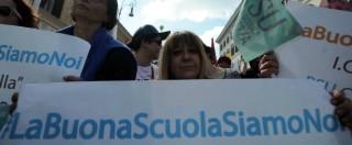 Buona scuola, il giorno della sciopero in Italia. Ecco i punti della riforma Renzi