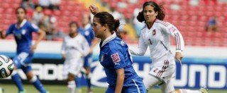 """Coppa Italia femminile, salta la finale: """"Fino a quando c'è Belloli non giochiamo"""""""