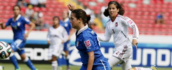 """Calcio femminile, presidente Lnd Belloli: """"Basta dare soldi a queste 4 lesbiche"""""""
