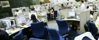 Call center, governo fissa salario medio in quelli che partecipano ad appalti pubblici. Per il 60% dei lavoratori resta la giungla