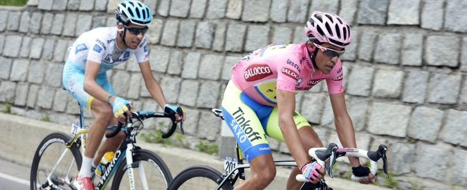 Giro d'Italia 2015, Contador padrone dove Pantani andò in fuga dal resto del mondo