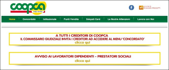"Crac CoopCa, i pm: ""Perizie autoreferenziali per avere prestiti sociali"""