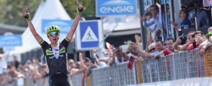 Davide Formolo, il diario dell'etiope – Lo scatto micidiale al Giro d'Italia 2015