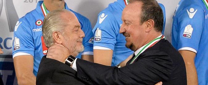 """Napoli, Benitez lascia: """"È un addio, ma voglio qualificare la squadra in Champions"""""""