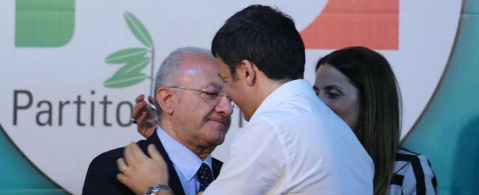 Severino, il dilemma di Renzi premier-segretario: in Campania meglio perdere