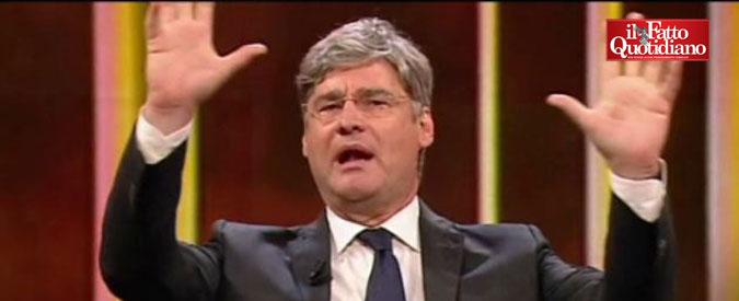 Tv: Montalbano e Quinta Colonna, due pubblici diversi che si danno le spalle