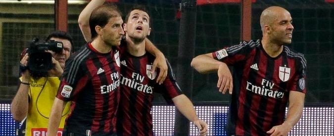 Milan-Roma 2-1: la mano del Diavolo sulle aspirazioni Champions di Totti&Co.