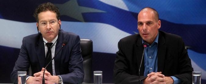 """Grecia, la Ue pronta a """"alleggerire"""" il rimborso del debito: """"Non è tabù"""""""