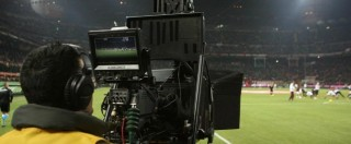 Diritti tv, Mediaset e Tim non partecipano all'asta per la Serie A. Offerte da Sky, ma 'solo' 494 milioni. Tutto da rifare