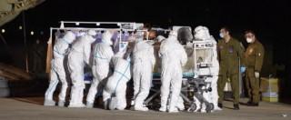 """Virus Ebola, infermiere di Emergency contagiato: """"Condizioni non critiche"""""""