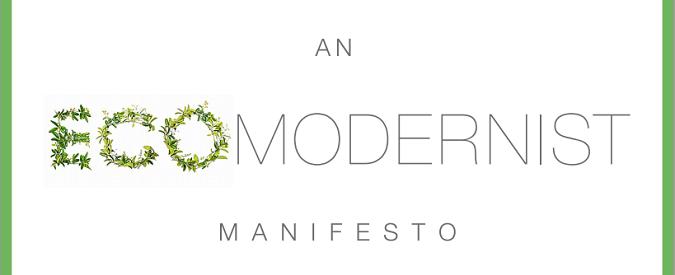 Ecomodernismo, come 'disaccoppiare' crescita e impatto ambientale