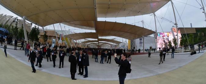 Expo 2015, pioggia e sporcizia: esordio-disastro nel cluster Bio-Mediterraneo