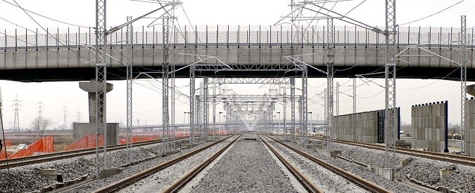 Sicilia: crolla il viadotto sulla A19 e, voilà, spunta il treno 'super-veloce'