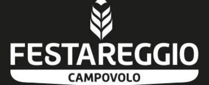 """Festa dell'Unità Reggio Emilia, polemiche sul logo: """"Ricorda il fascismo"""""""