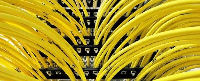 La fibra ottica te la devi conquistare. Ma è una gioia