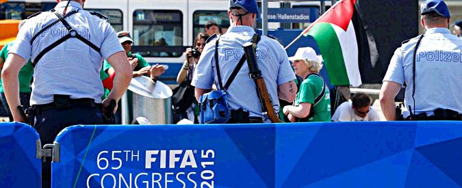 Fifa, Palestina rinuncia all'ultimo momento a mozione contro Israele