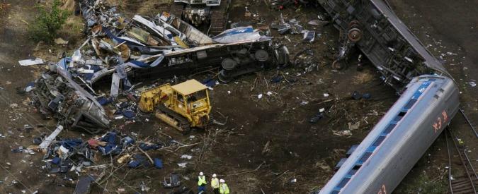 "Philadelphia, italiano tra vittime disastro ferroviario. ""Aveva perso l'aereo"""
