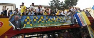 """Frosinone in Serie A (FOTO): dopo il Carpi si completa il """"non auspicio"""" di Claudio Lotito"""