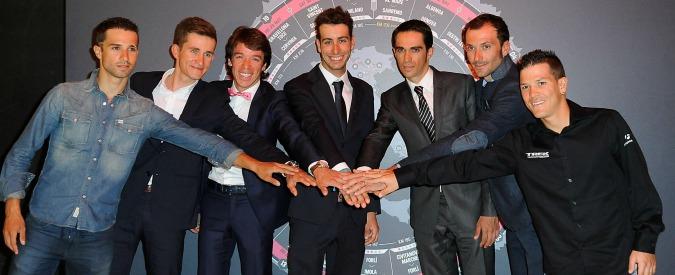 Giro d'Italia 2015 al via, il favorito è Contador. Fabio Aru la speranza azzurra