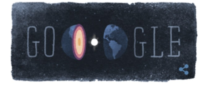 Inge Lehmann, il Google doodle dedicato alla geofisica danese dei terremoti