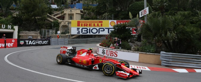 F1, Gp Montecarlo, la pole è della Mercedes. Vettel terzo, Raikkonen sesto