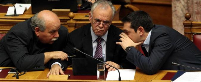 """Grecia, il ministro Voutsis: """"Non abbiamo i soldi per pagare rate Fmi"""""""
