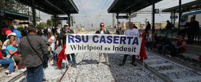 Whirlpool ritira chiusura della fabbrica di Caserta. Il 23 nuovo piano industriale