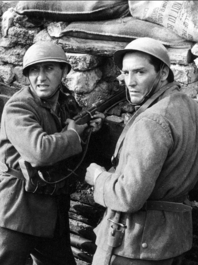 """24 maggio 1915, la Grande Guerra al cinema: da Monicelli a Olmi, il racconto in pellicola dell'""""inutile strage"""""""