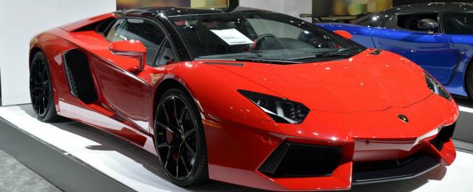 Lamborghini, 80 milioni di incentivi pubblici a Audi perché produca in Italia