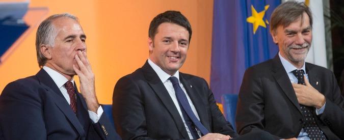 Renzi vuole un ministro dello Sport: per Roma 2024 e per blindare la maggioranza