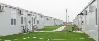 Terremoto Emilia, tre anni dopo ancora 1300 persone vivono nei container