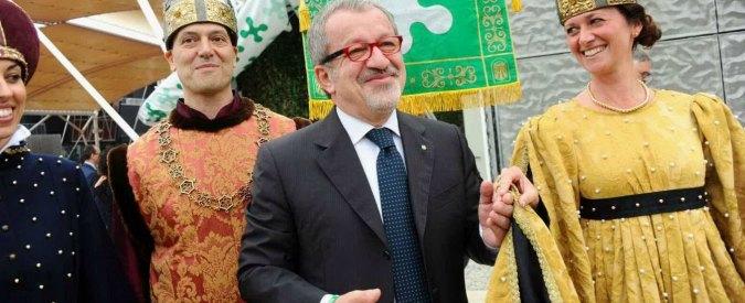 """No Expo Milano, Maroni: """"La Regione Lombardia farà causa ai centri sociali"""""""
