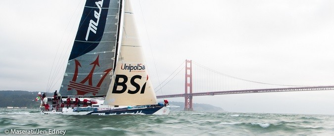Vela: San Francisco-Shanghai, Maserati a caccia di un nuovo record sulla Rotta del Tè