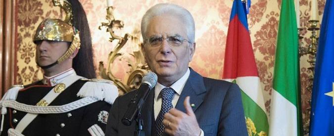 """Ue, Mattarella: """"Cambiare rotta su austerità. Immigrati, stop all'egoismo"""""""