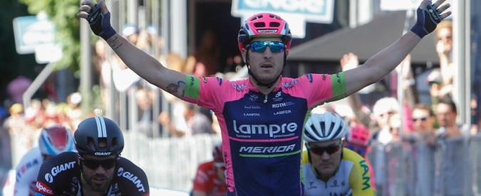 Giro d'Italia 2015, ancora Lampre prima del gran finale: vince Modolo