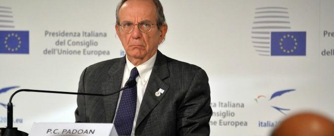 """Conti pubblici, Ue: """"Flessibilità solo se governo compensa effetto Consulta"""""""