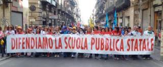 Sciopero Scuola 5 maggio 2015  – le foto dei cortei da tutta Italia