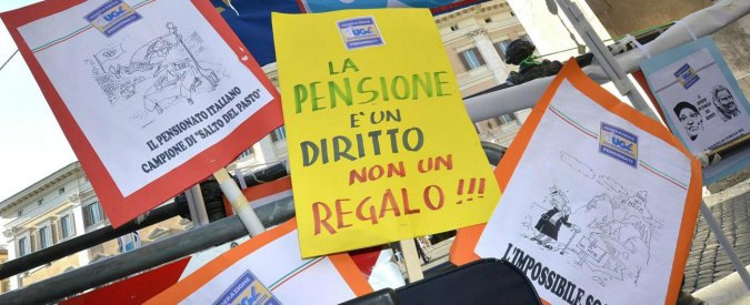 "Pensioni, tribunale accoglie ricorso: ""Inps paghi"". Codacons: ""Ora class action"""