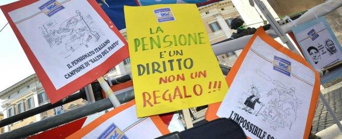 """Anticipo pensionistico, i calcoli del governo: costerà fino al 20% della pensione netta. """"Ma ci sono detrazioni"""""""