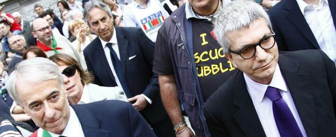 """Pisapia, ora tutti vogliono il sindaco leader a sinistra: """"Posso fare mediatore"""""""