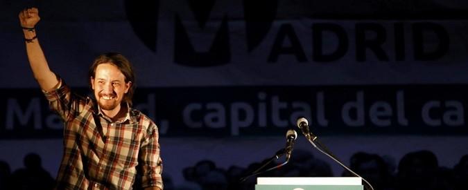 Politica italiana: noi non podemos