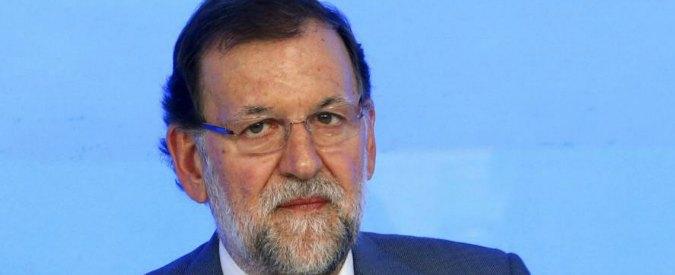 """Spagna, Rajoy: """"Io candidato premier alle politiche. Risultato Pp insoddisfacente"""""""